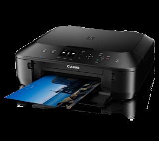 Canon PIXMA MG5670 Drivers Printer Download