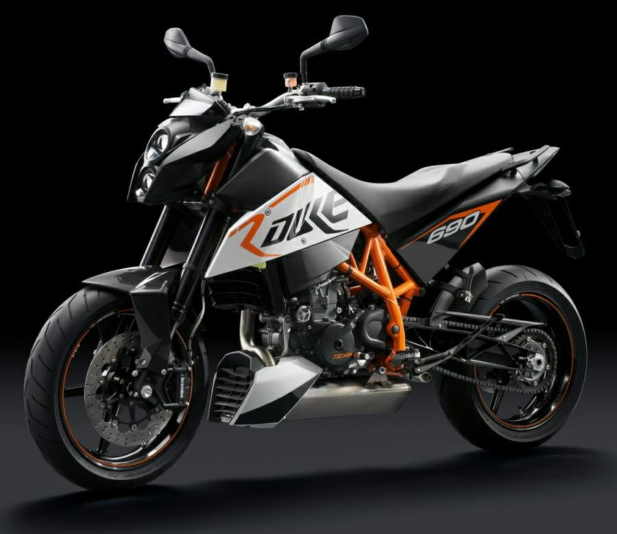 KTM 690 Duke R Wallpapers