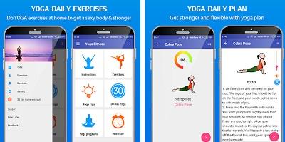 aplikasi android yoga terbaik