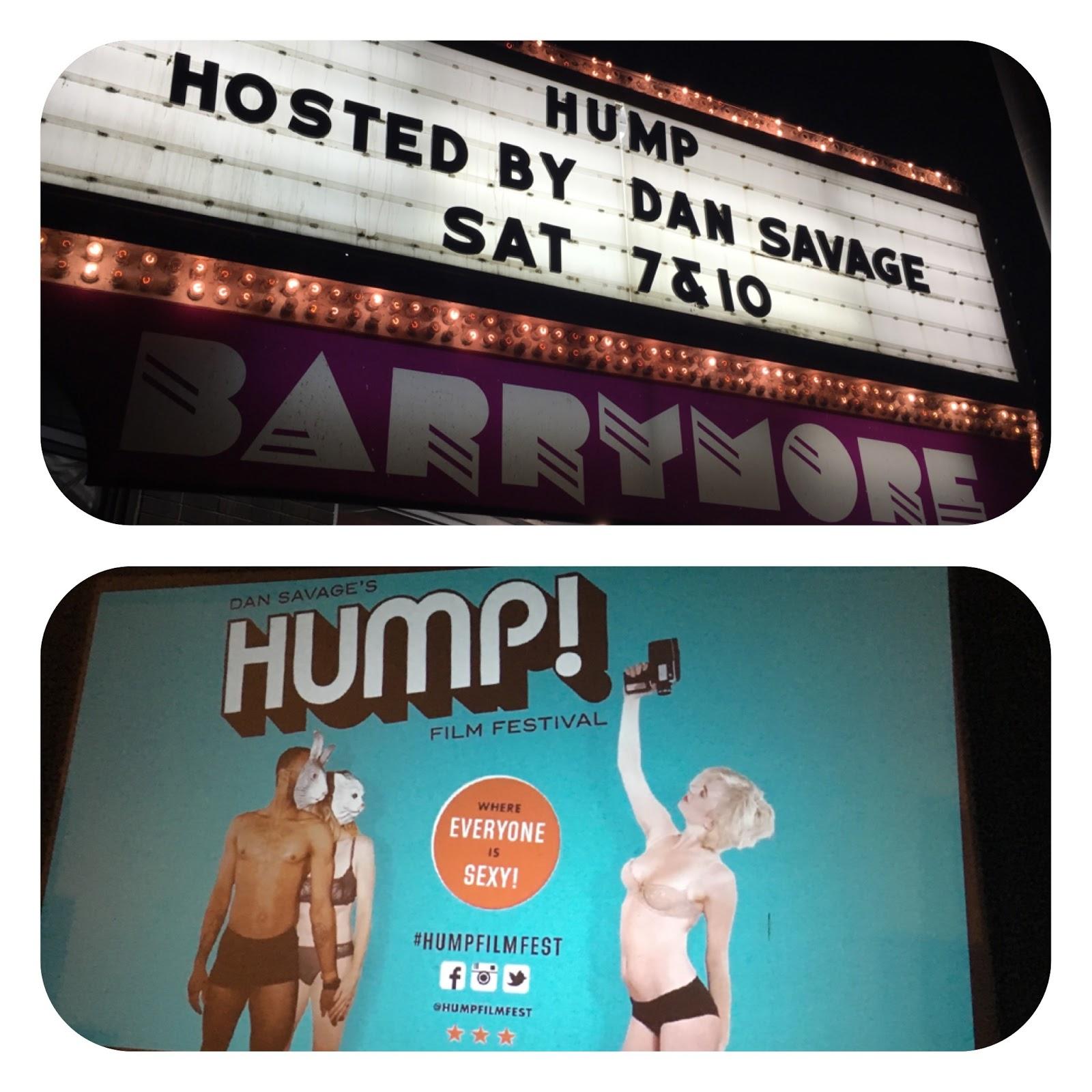 savage festival film Dan hump