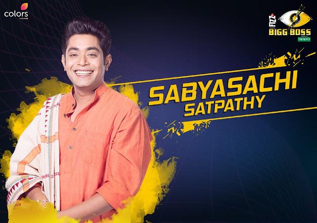 Sabyasachi Satpathy (Bigg Boss 11 Contestant)