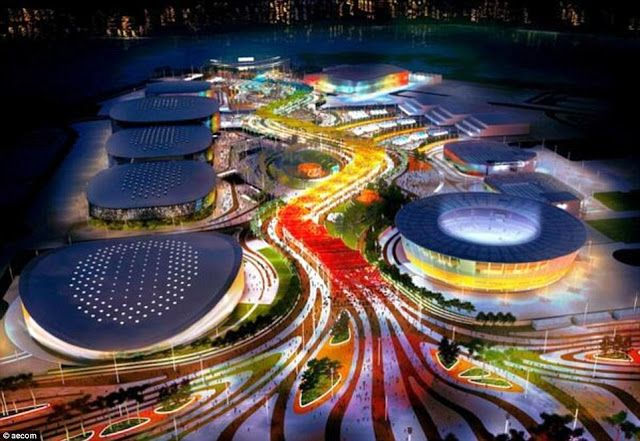 Rio 2016 Summer Olympics Opening Ceremony Live