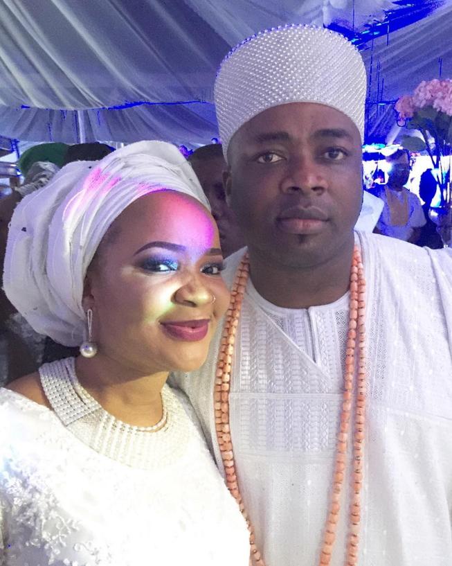 saheed elegushi ooni ife wedding