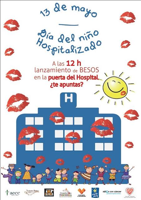 Resultado de imagen de besos aula hospitalaria