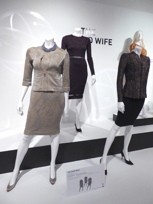 Good Wife TV costumes