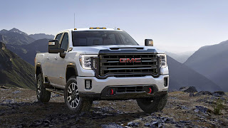 2020 GMC Sierra HD