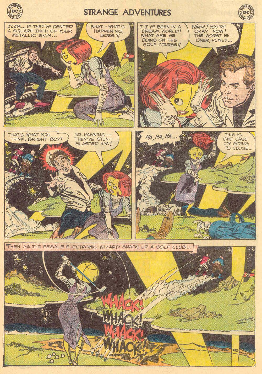 Strange Adventures (1950) issue 173 - Page 21