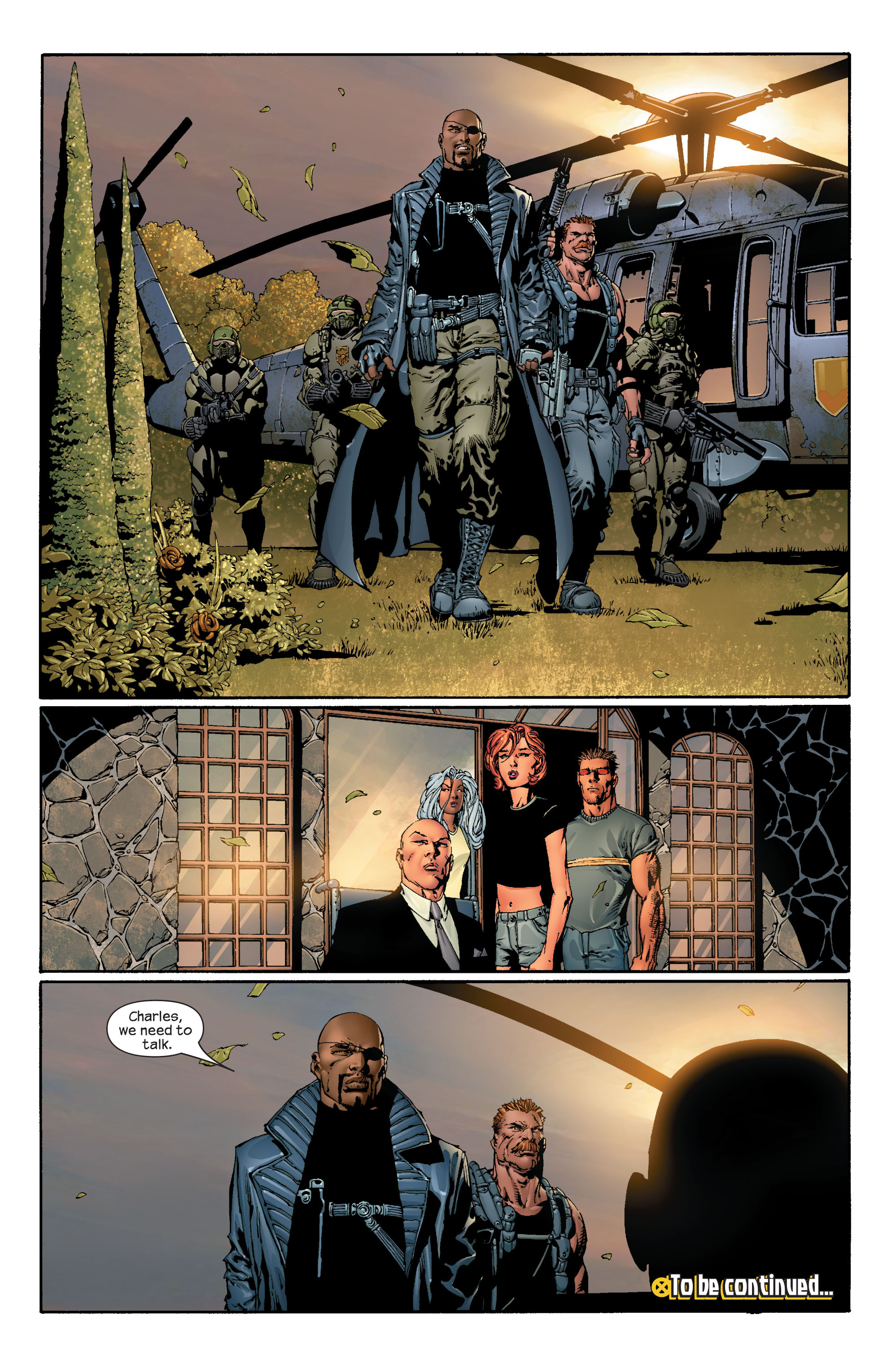 Read online Ultimate X-Men comic -  Issue #43 - 20