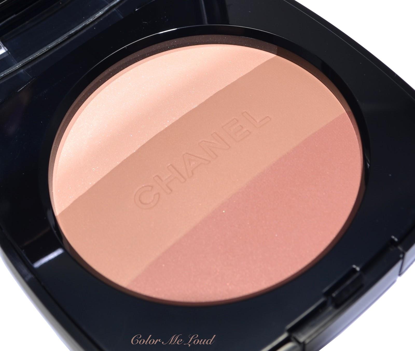 Chanel Les Beiges Healthy Glow Multi-Colour Powder  01    02, Review ... 48b7d50cbd8