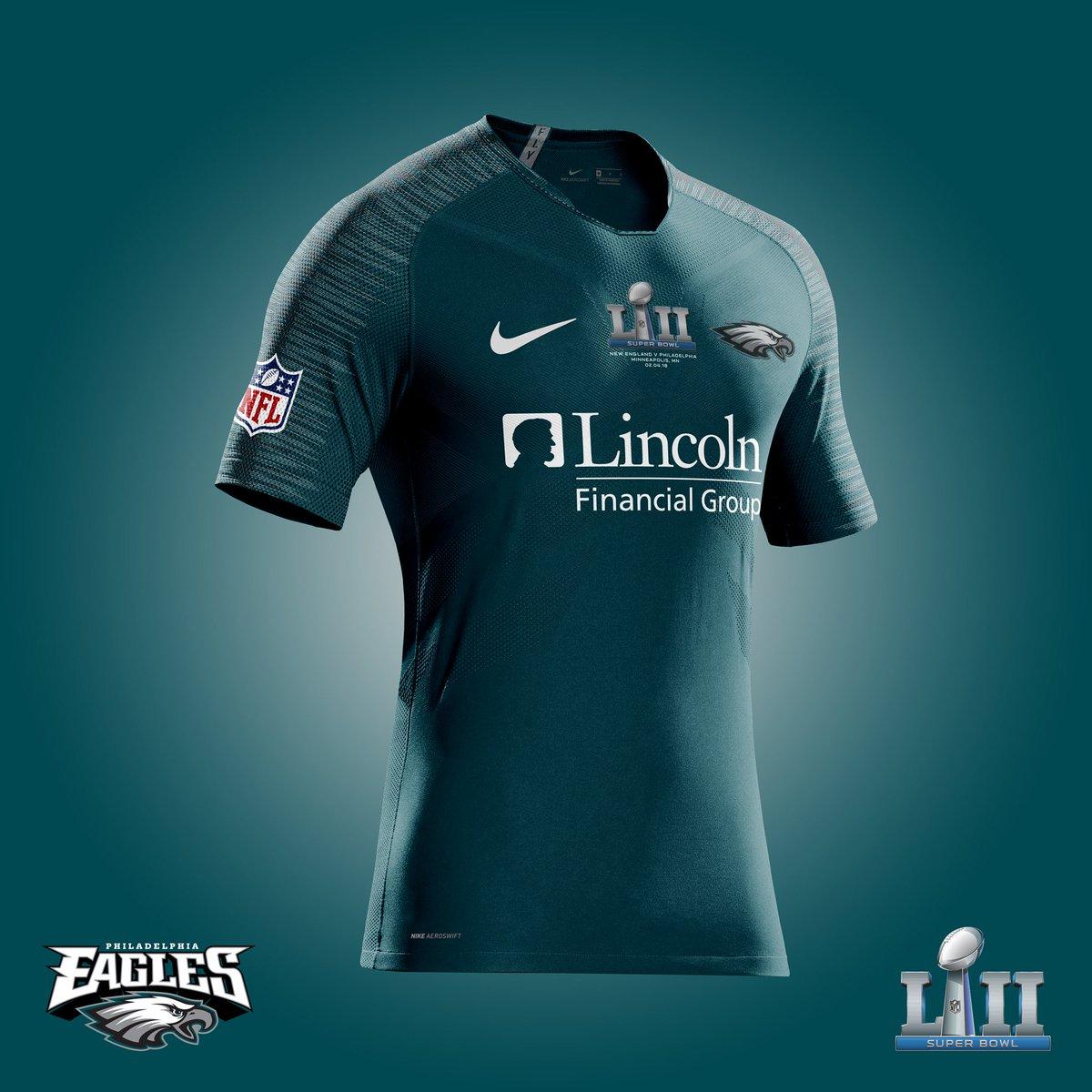 fed8ecc94ae77 Designer cria camisas de futebol para os finalistas do Super Bowl ...