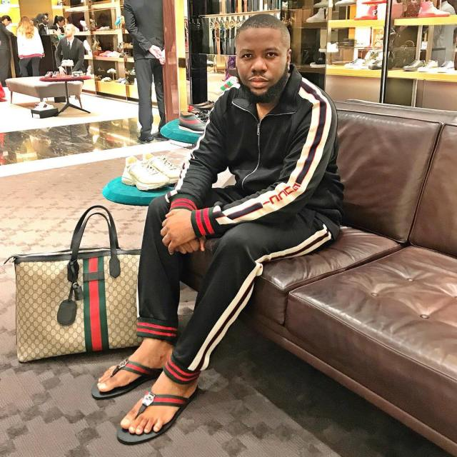 HUSHPUPPI Told Kemi Olunloyo To Apologize To Linda Ikeji Before He can Give Her Money