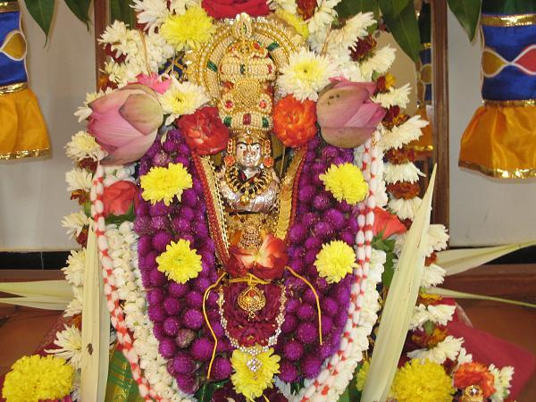 Varlakshmi Vrath - Festival of Goddess Lakshmi