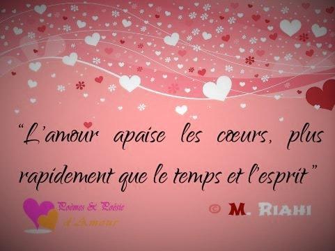 Citations amoureuses pens es et maximes sur l 39 amour po sie d 39 amour - Citation d amour courte ...