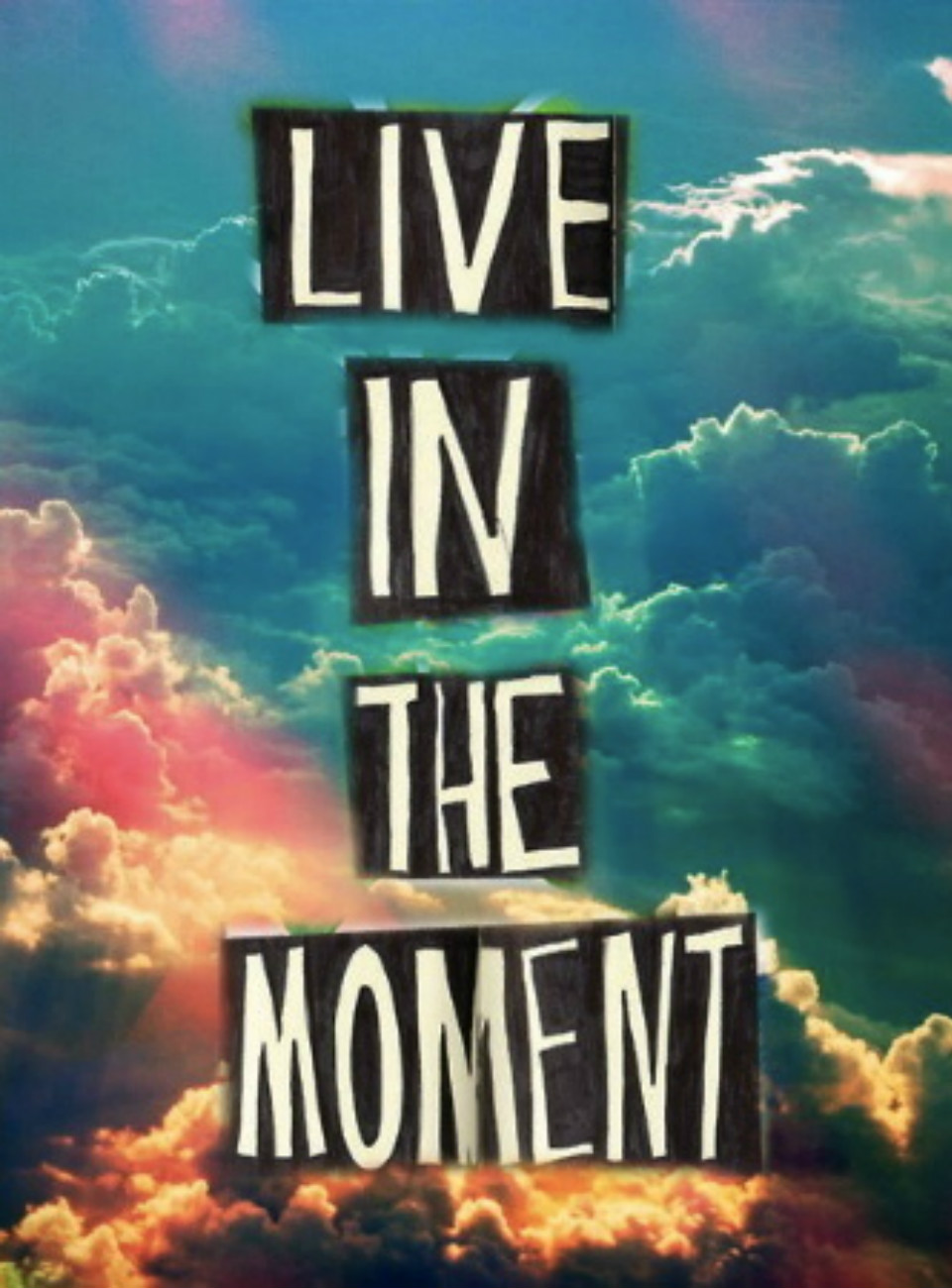 Inspirational Picture Quotes...: Live in the Moment.