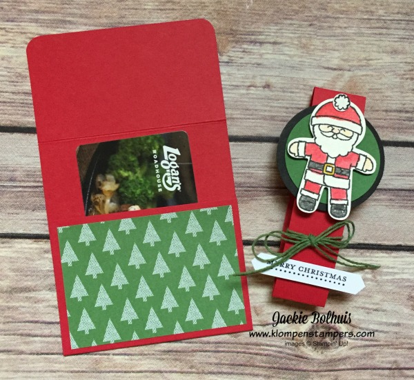 Christmas Gift Card Holder Ideas.Gift Card Holders Galore Video Klompen Stampers