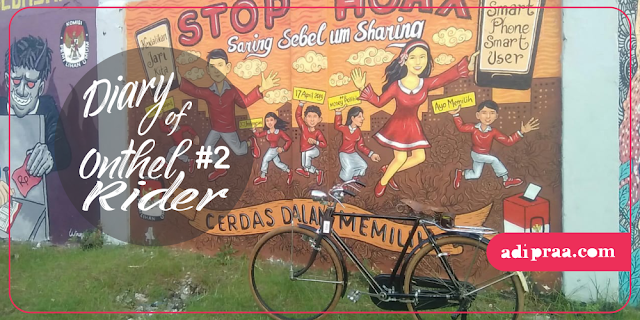 Diary of Onthel Rider #2 | adipraa.com