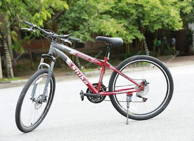Xe đạp thể thao nhập khẩu Shika