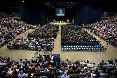 UIS to hold 45th commencement ceremony on May 14 in downtown Springfield
