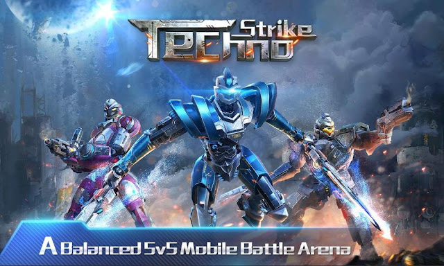 Download Game TechnoStrike APK