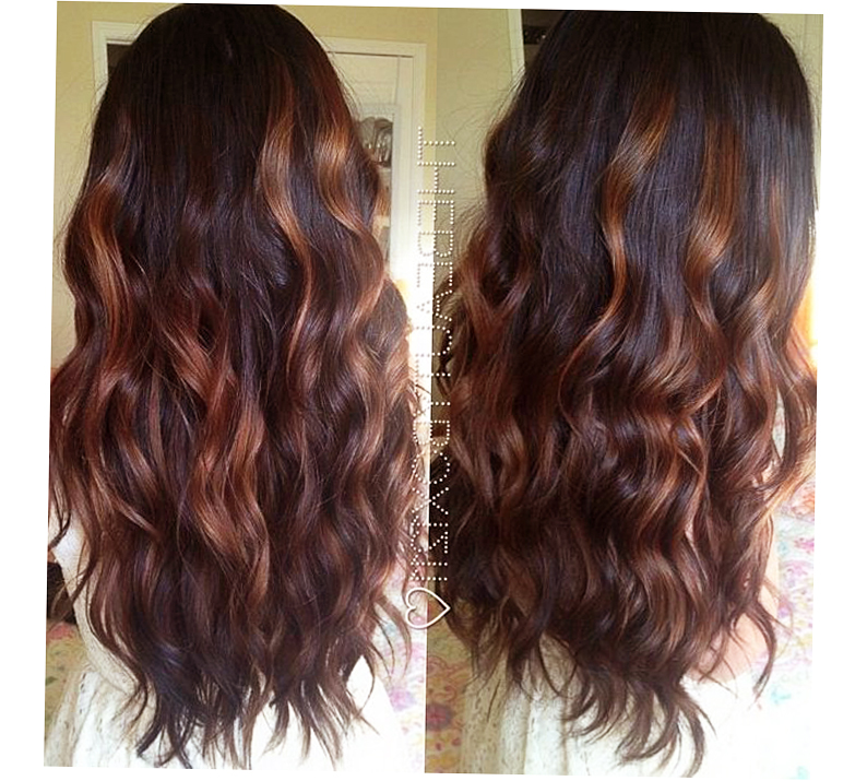 Balayage highlights on dark hair style ellecrafts balayage highlights dark hair photo picture pmusecretfo Gallery