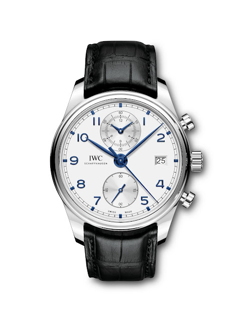 IWC The Portugieser Chronograph Classic 2
