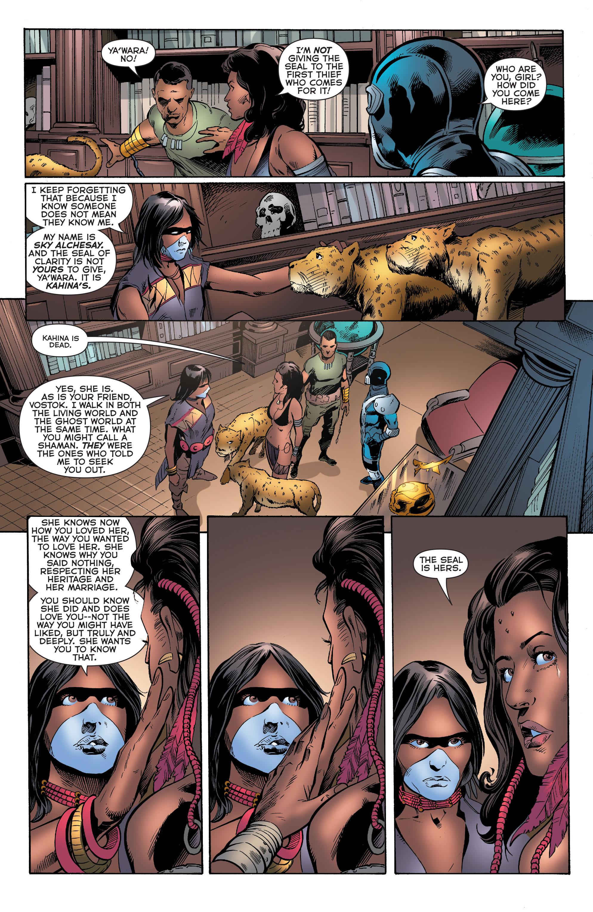 Read online Aquaman (2011) comic -  Issue #20 - 13