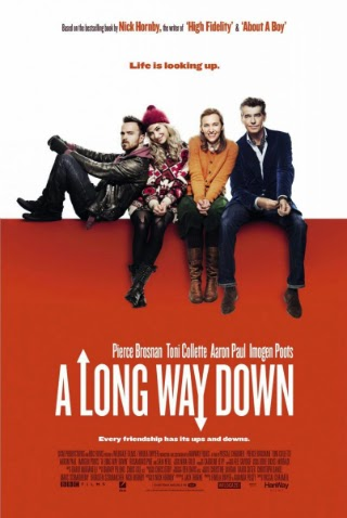 A Long Way Down [2014] [DVD FULL] [NTSC] [Latino]