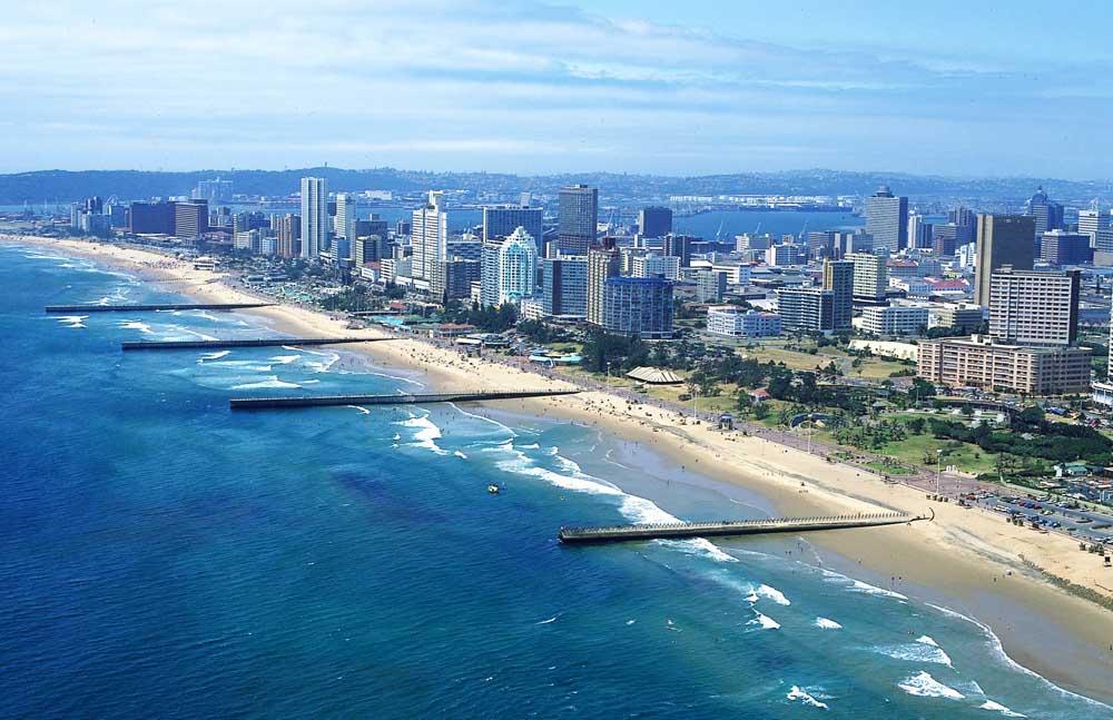 Durban | Byen i Sydafrika