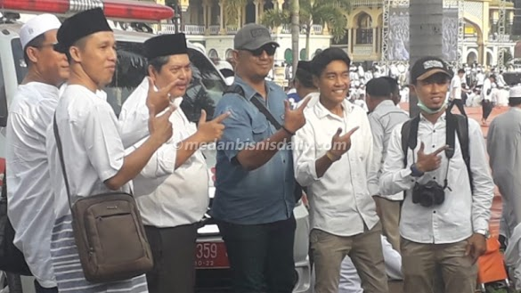 Prabowo Batal Hadiri Isra Mi'raj di Medan, Peserta Tidak Kecewa