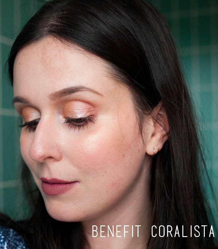 review: Benefit Coralista