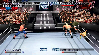 Download WWF Smackdown Highly Compressed