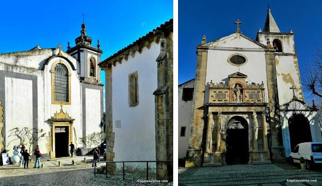 Igreja de São Pedro e Matriz de Santa Maria, Óbidos