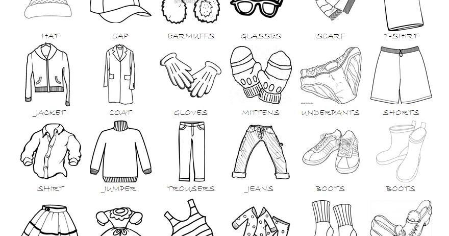 blogteacheralfonso: Clothes vocabulary (2)