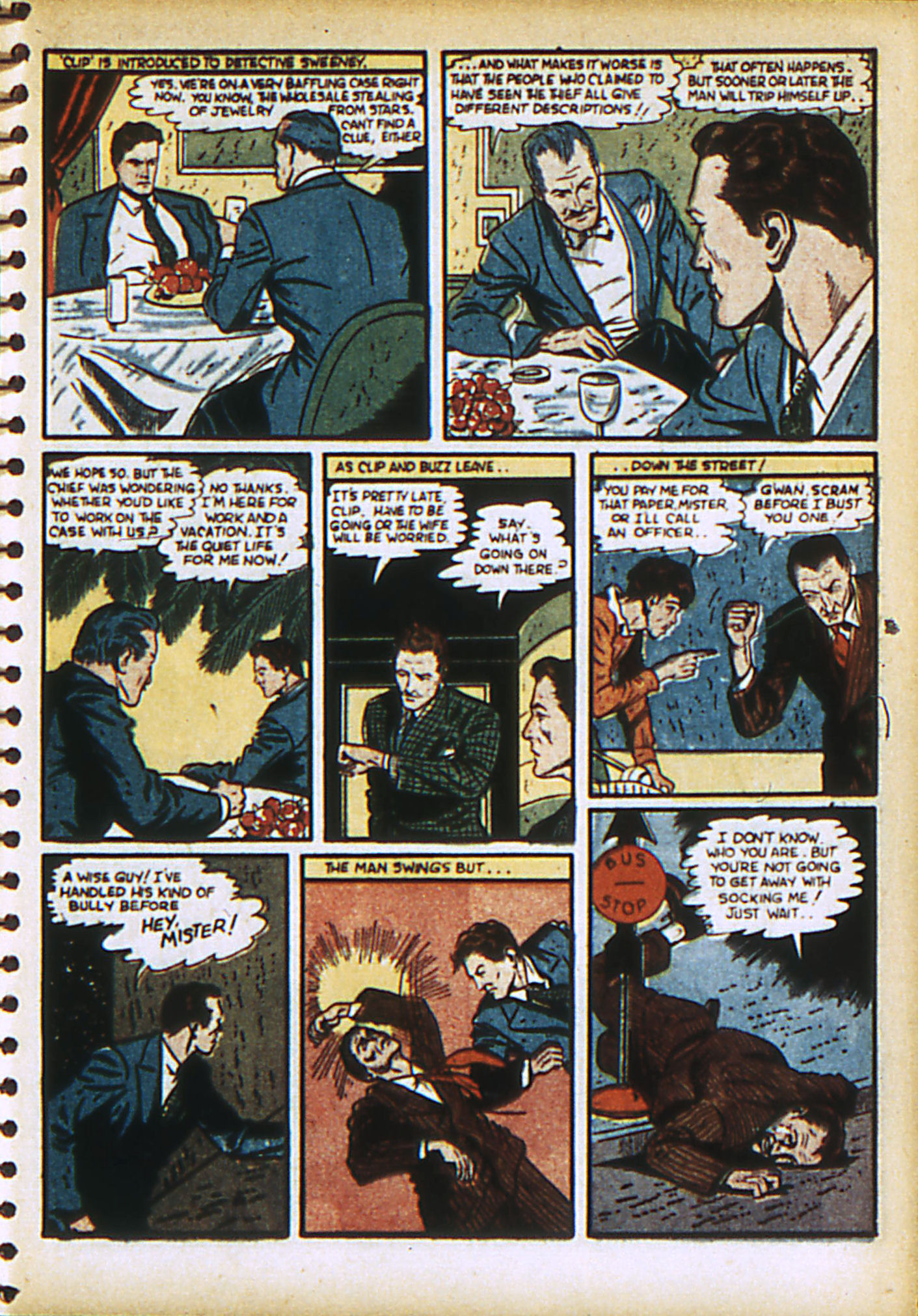 Read online Action Comics (1938) comic -  Issue #28 - 50