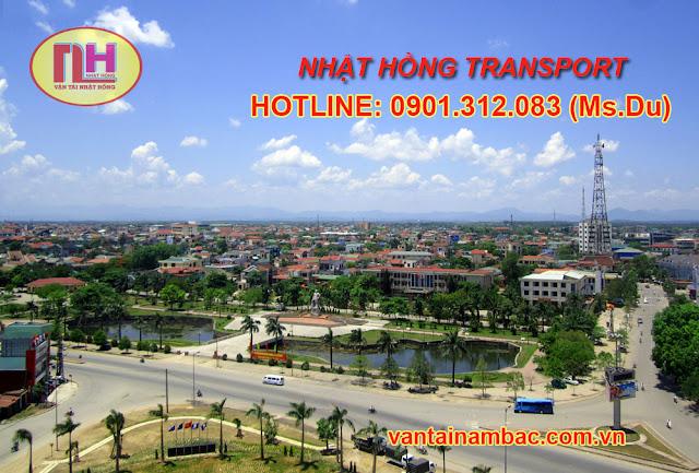 Công ty vận chuyển hàng hóa đi Quảng Trị giá rẻ nhất Tphcm