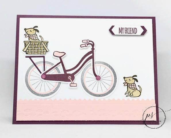 Bike Ride Bundle Save 10%, Stampin'Up!, Frenchiestamps,