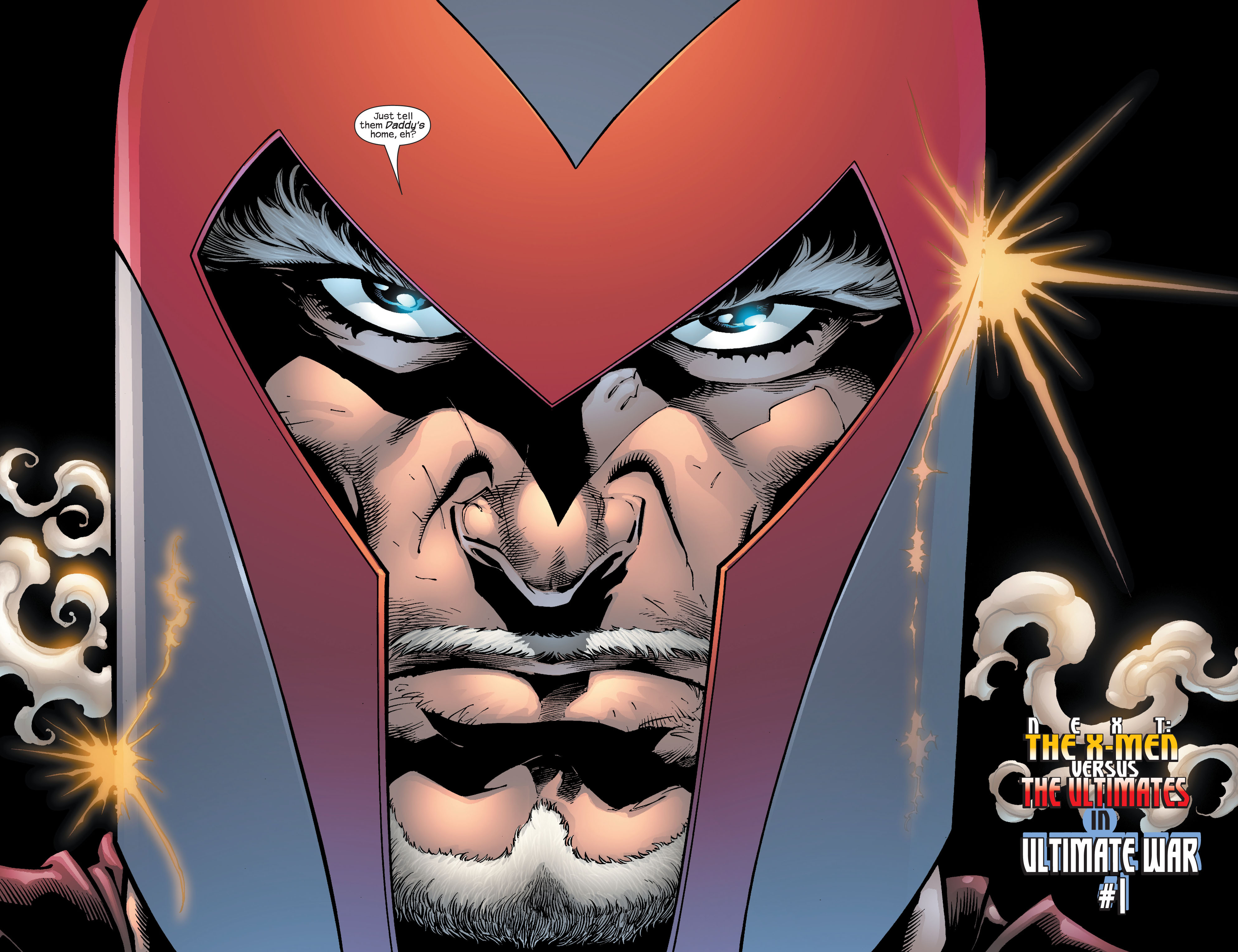 Read online Ultimate X-Men comic -  Issue #25 - 30