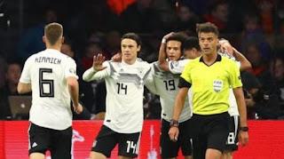 Belanda vs Jerman 2-3 Video Gol Highlights