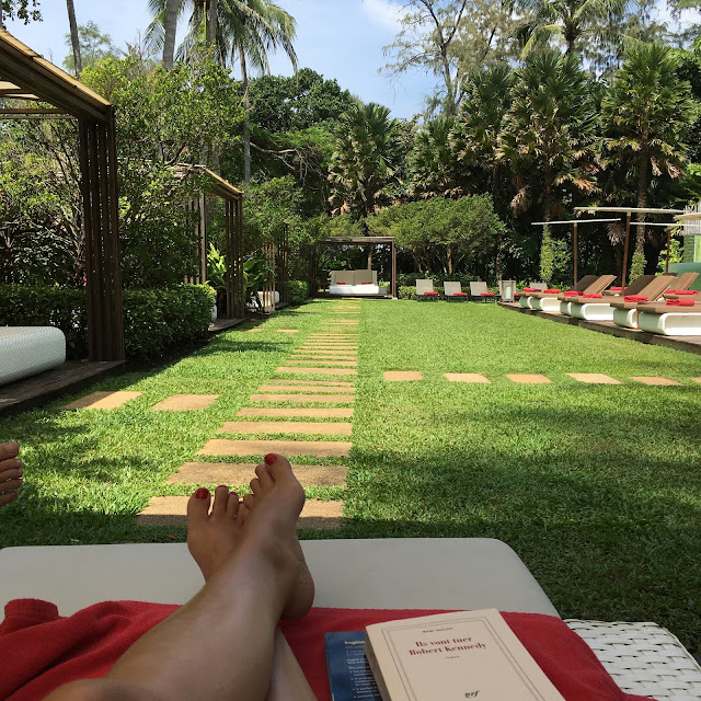 club med phuket, zen pool
