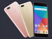 Xiaomi MI A1 HP dual kamera berplatform Android One