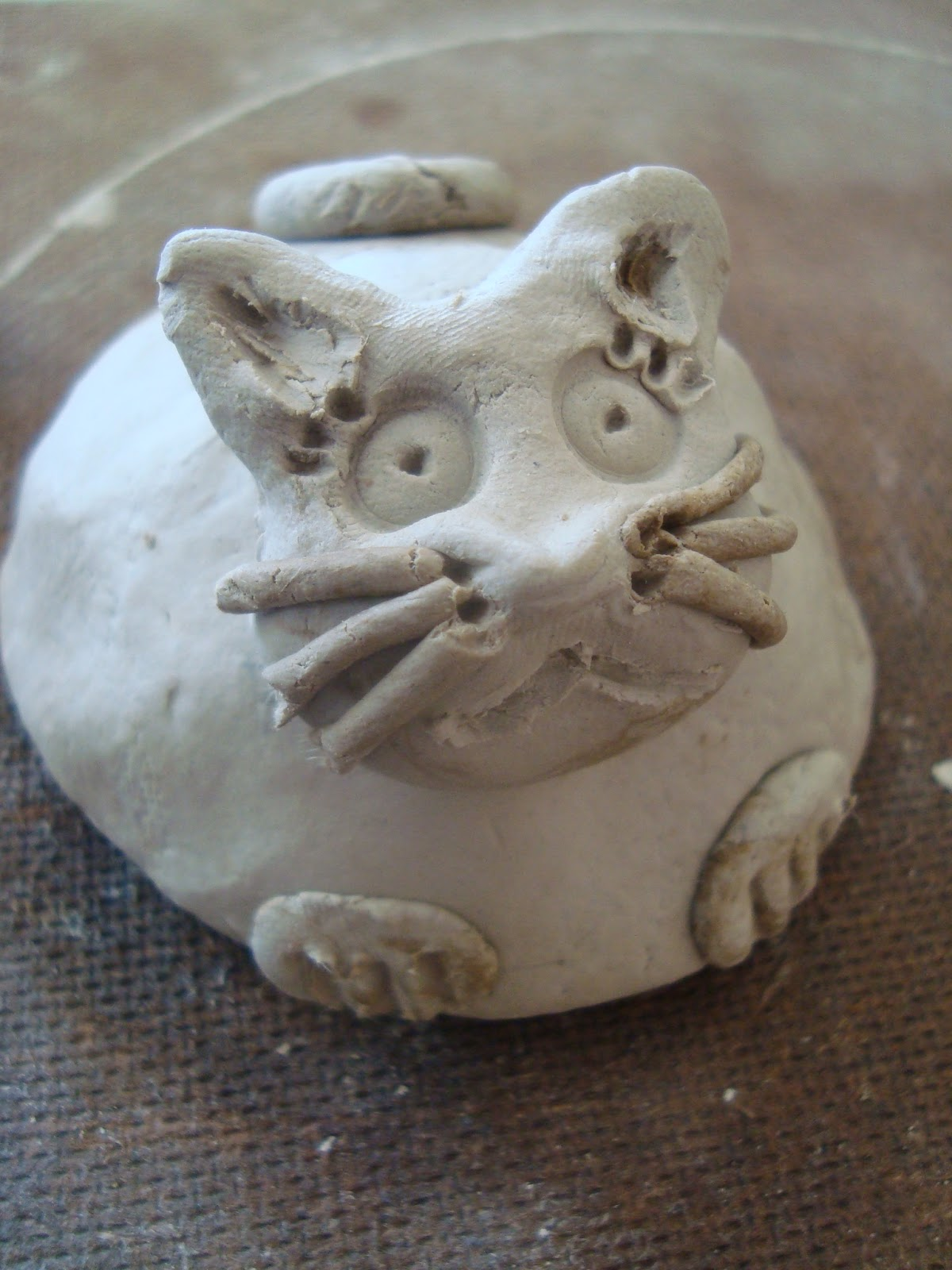 animal clay projects - photo #6