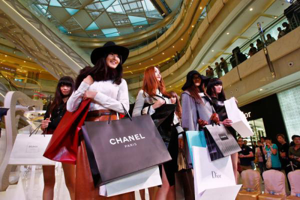 """Why Luxury in China is """"hot"""""""
