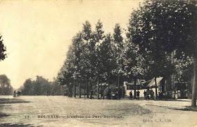 Le Parc Barbieux dit le Beau Jardin: 4 saisons