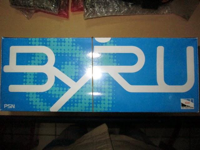 perdana satelit Ericsson R190 Byru