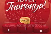 Harga Chick N Fillet Promo KFC Merdeka
