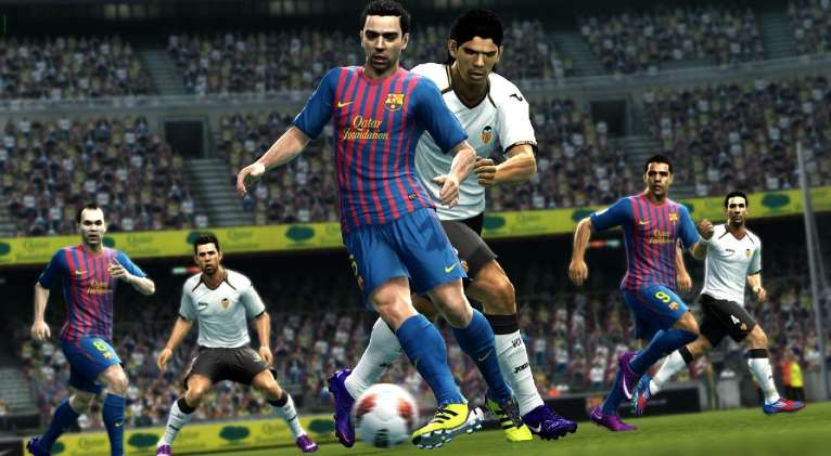 Pro Evolution Soccer 2013 PC Full Español