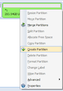 Two Way To Partition A Hard Disk Without Formatting