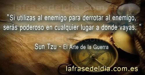 Sun Tzu –  El Arte de la Guerra