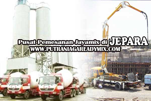 harga beton jayamix jepara per kubik 2019