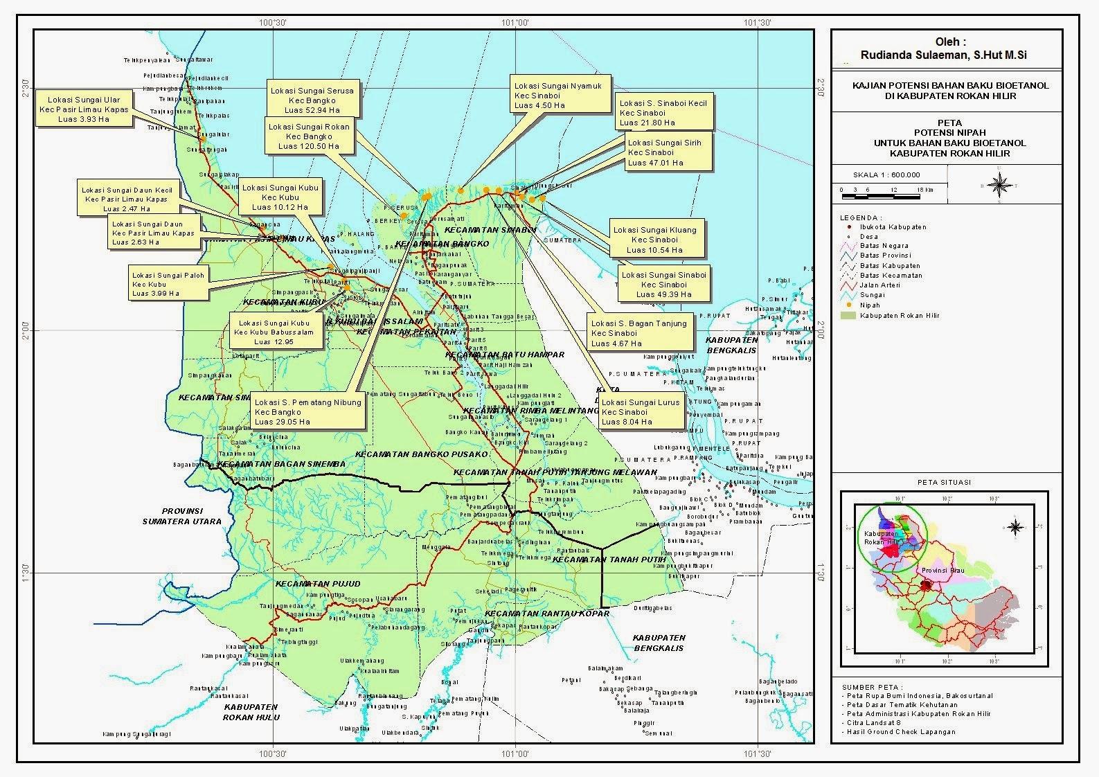 Mari Berbagi Ilmu dan Informasi: Potensi Tanaman Nipah ...